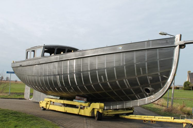 Noordkaper 46 casco